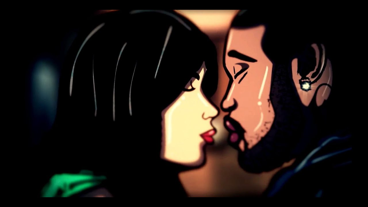 Lloyd Banks Ft. Eminem - Where I'm At (Animated Music Video) (Explicit Lyrics)