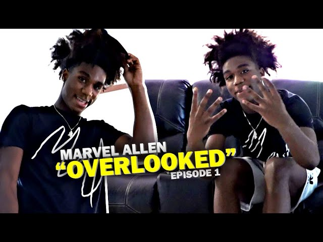"Marvel Allen ""Overlooked"" 