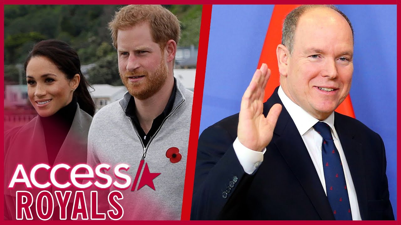 Meghan Markle & Prince Harry Criticized By Prince Albert For Oprah Intv