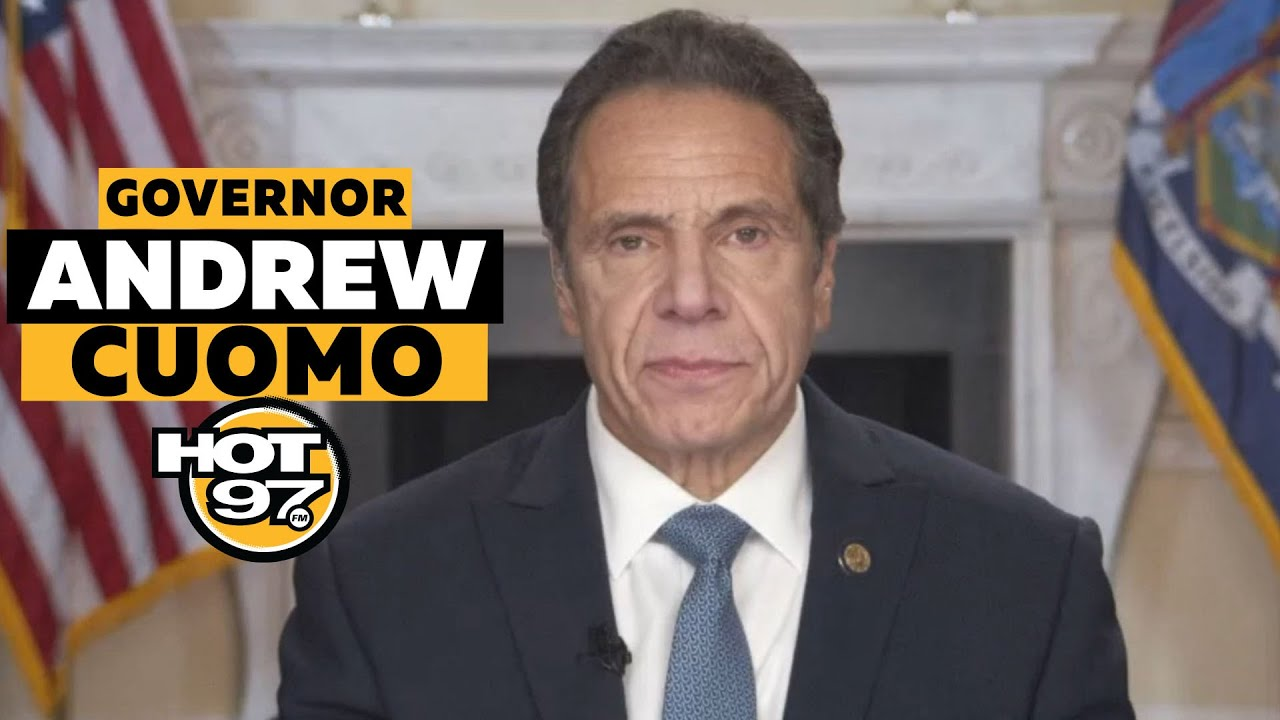 NY Governor Cuomo On COVID-19 Vaccine, Trump's Attacks, Holiday Travel, NYPD + Running For President