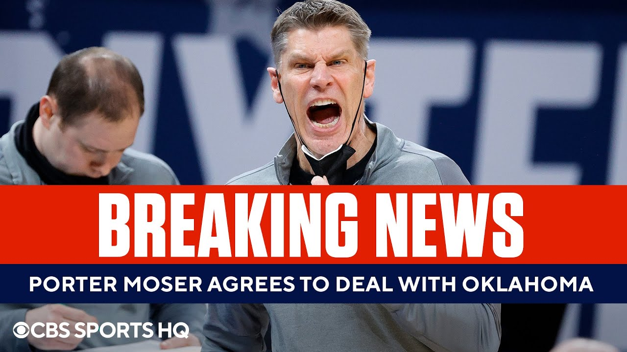 Porter Moser Agrees to Deal with Oklahoma | CBS Sports HQ
