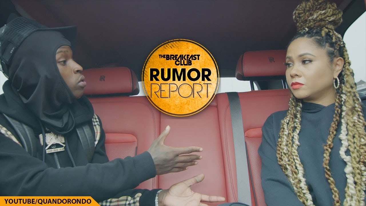 Quando Rondo Speaks About Incident That Led to King Von Shooting