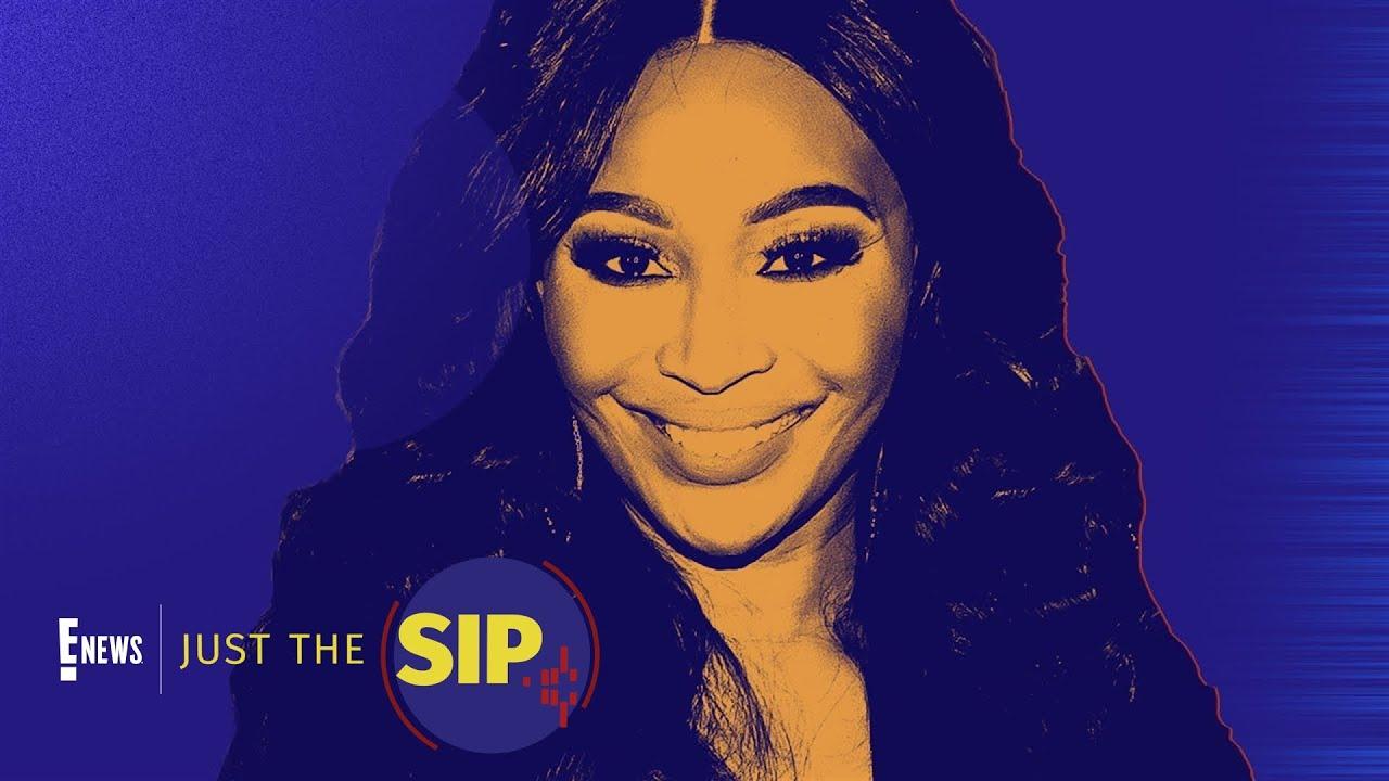 """Real Housewives of Atlanta"" Star Cynthia Bailey Talks Shady Castmates | Just the Sip | E! News"