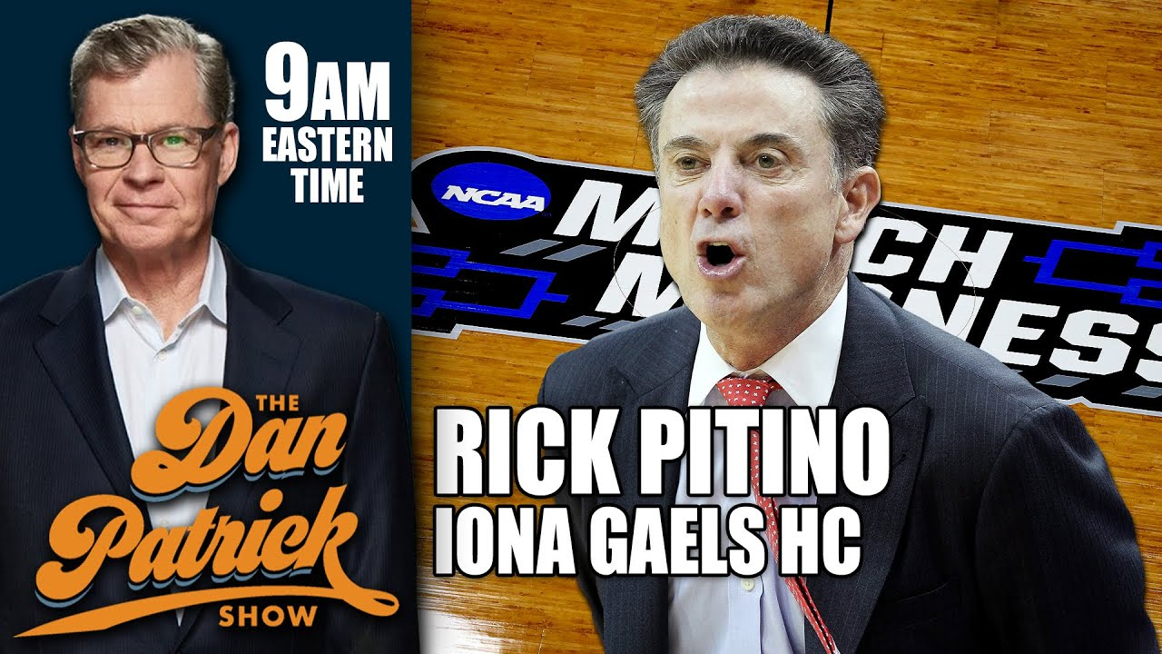 Rick Pitino - I Finally Owned Up to My Mistakes | DAN PATRICK SHOW