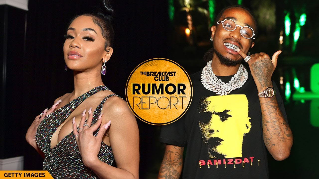 Saweetie Responds After Quavo Claims To Repossess Her Bentley