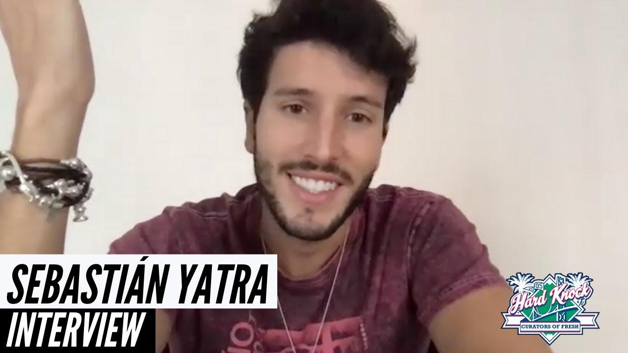 Sebastian Yatra on Pareja Del Año, Myke Towers, Growing up Bicultural, God, Acting, Creative Process