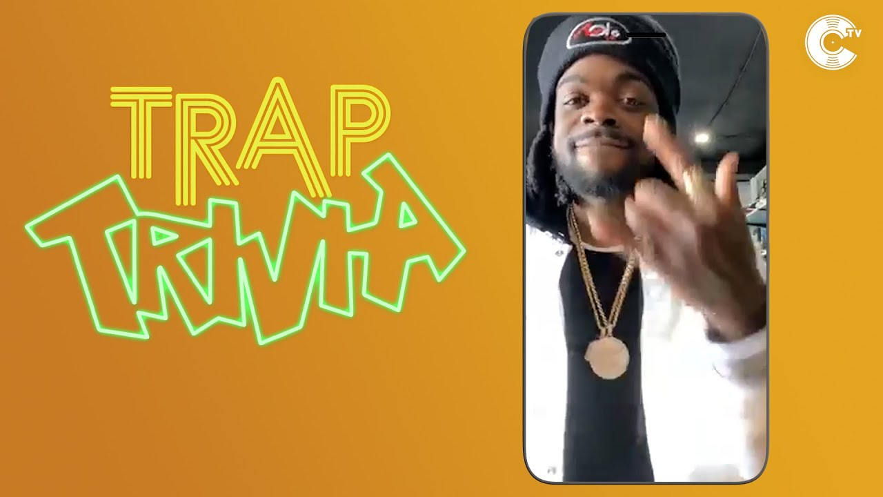 Seddy Hendrinx Goes off in the Latest Trap Trivia