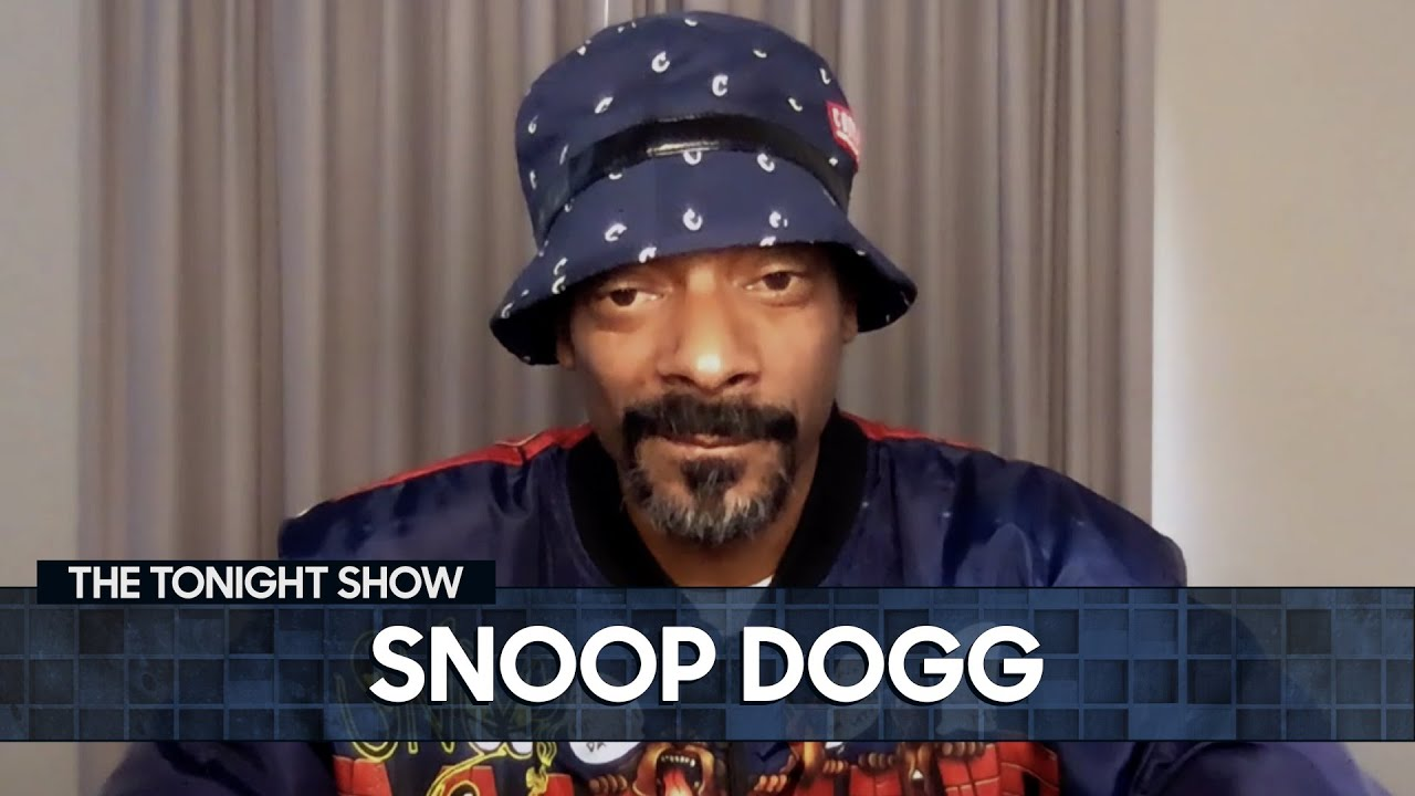 Snoop Dogg Shares the Story of When He First Met DMX   The Tonight Show Starring Jimmy Fallon