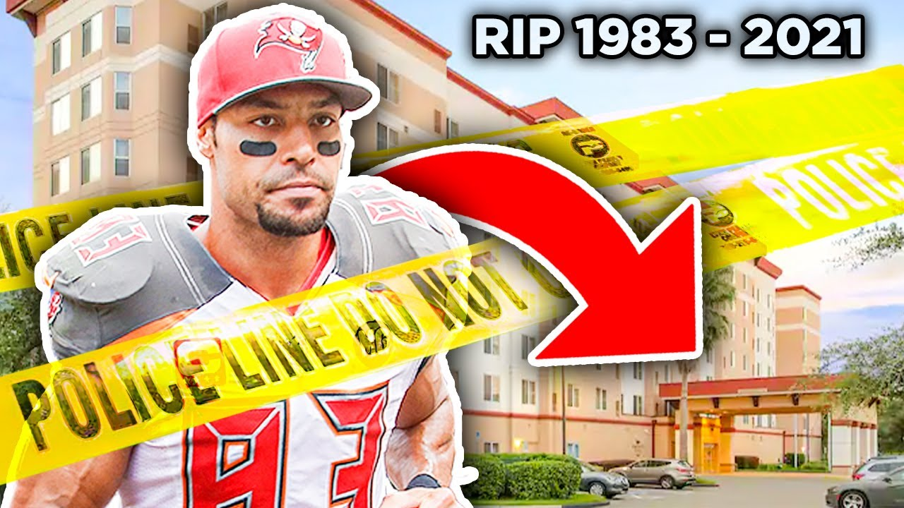 The REAL Story Behind Vincent Jackson's Untimely Death