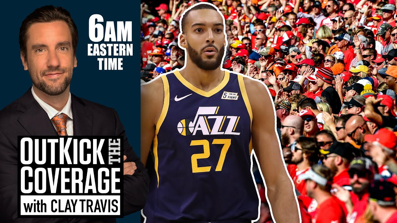 The State of Sports One Year After Rudy Gobert Tested Positive for COVID-19 | OUTKICK