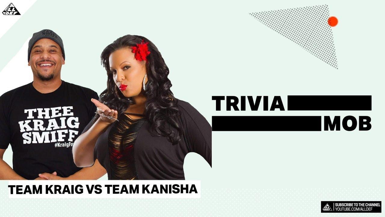 TriviaMob   Kraig Smith vs Kanisha Buss   All Def