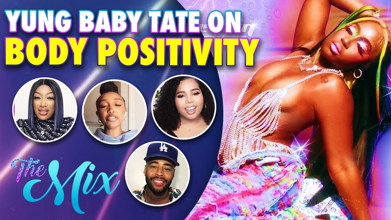 Yung Baby Tate Talks About her new song 'I Am,' TikTok, Body Positivity, and Much More | The Mix