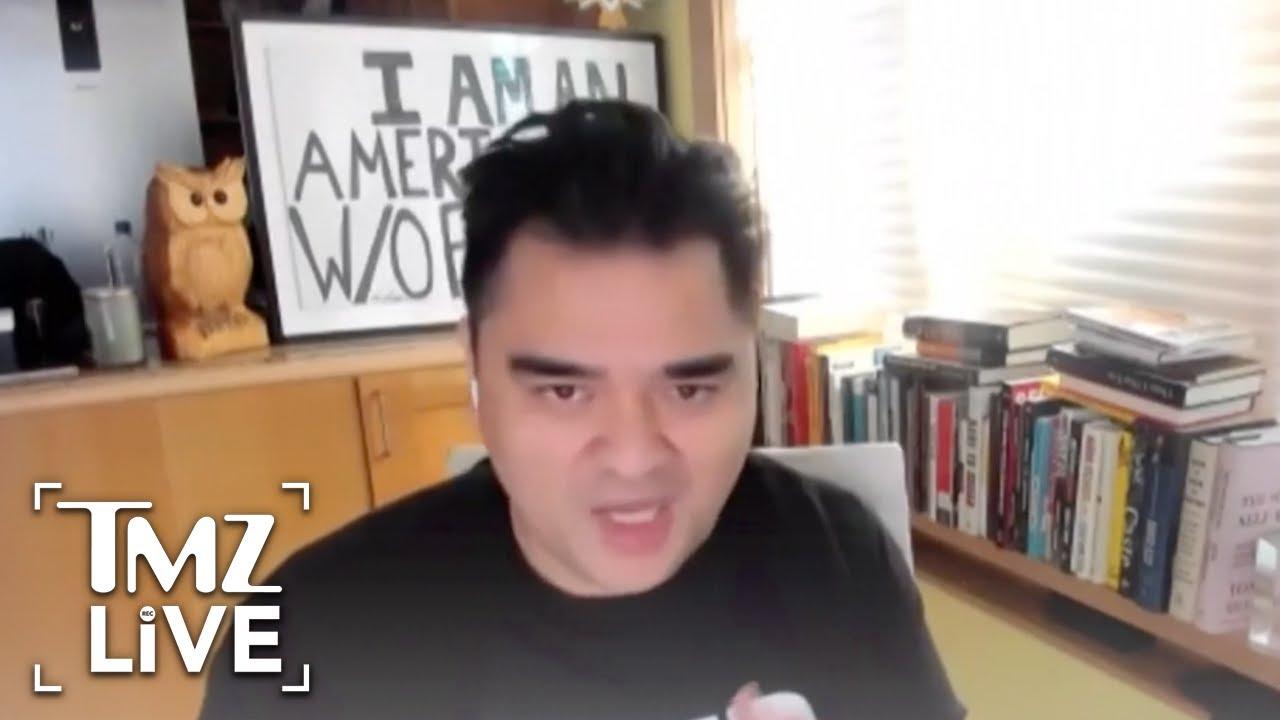 Activist Jose Antonio Vargas Rips Trump | TMZ Live