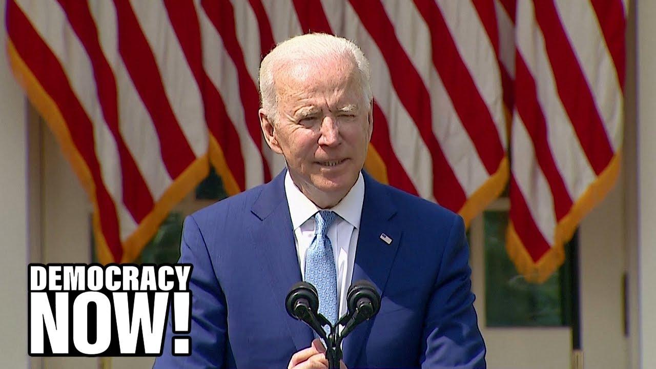"""Biden Calls U.S. Gun Violence an """"International Embarrassment."""" Will Congress Finally Act?"""