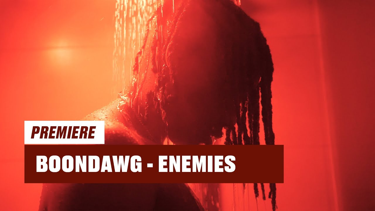 Boondawg - Enemies (prod. by Phil Valley)   16BARS Videopremiere