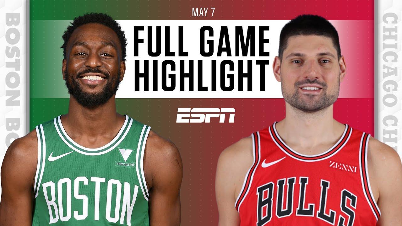 Boston Celtics at Chicago Bulls   Full Game Highlights