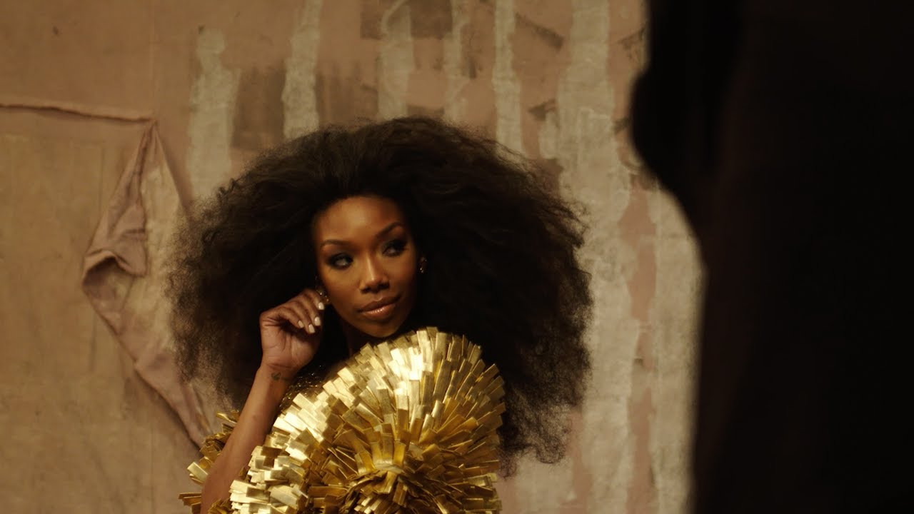 Brandy - Starting Now (Behind The Scenes)