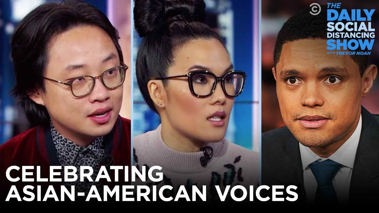 Celebrating Asian-American Voices & Stories   The Daily Show