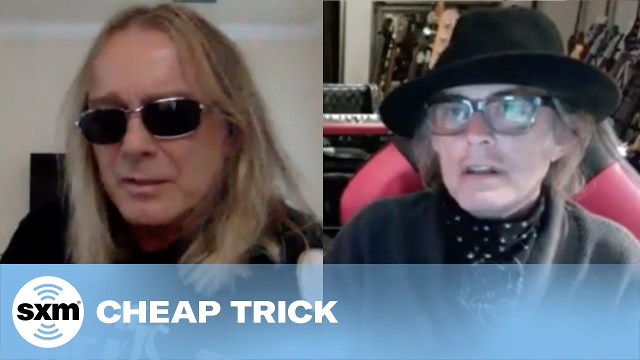 Cheap Trick Explains Why They Change Their Set Every Night