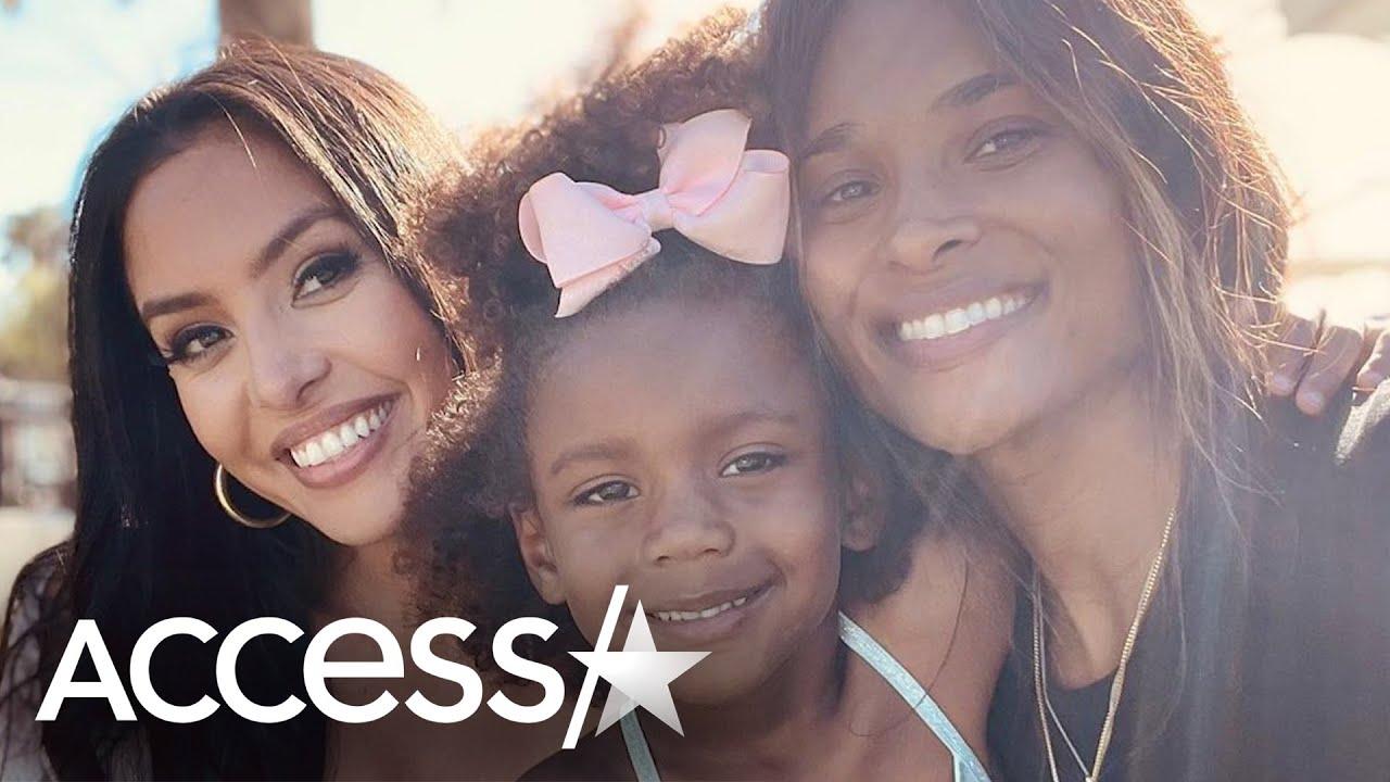 Ciara Spends Daughter's 4th Birthday w/ Vanessa Bryant