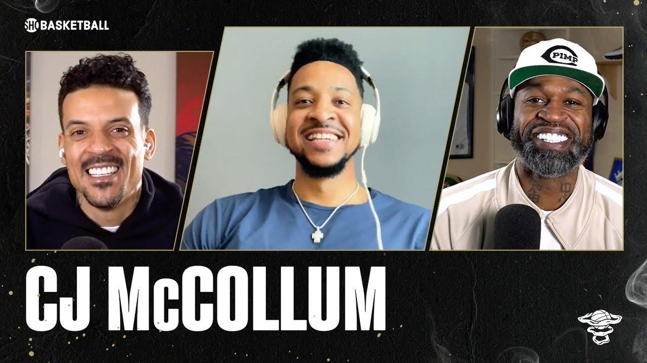 CJ McCollum | Ep 76 | ALL THE SMOKE Full Episode | SHOWTIME Basketball
