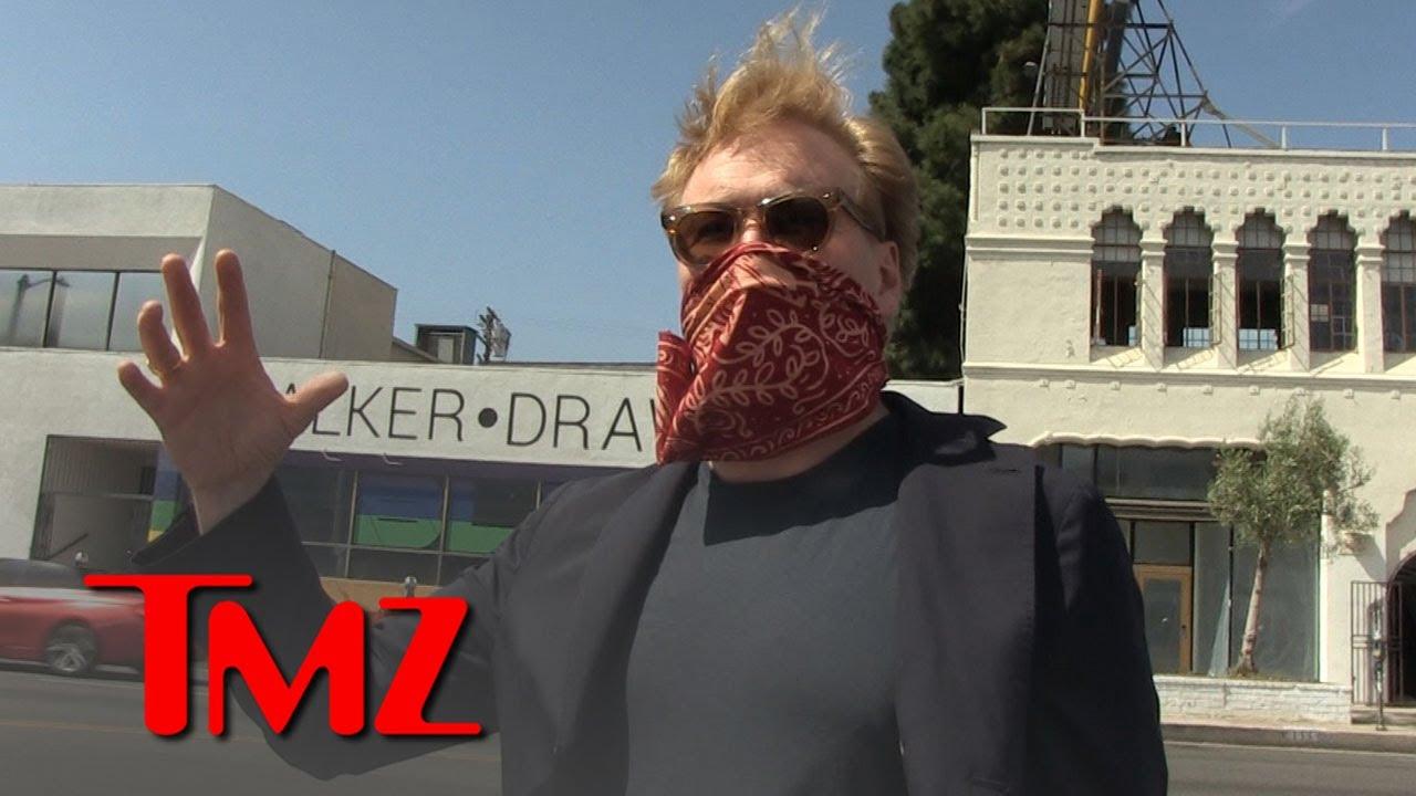 Conan O'Brien Says Give Elon Musk a Shot at Hosting 'SNL'   TMZ
