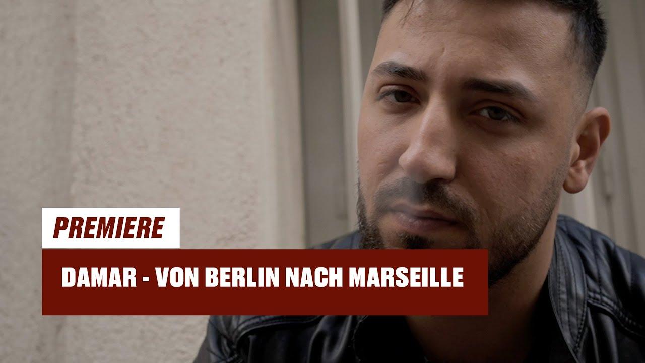 Damar - Von Berlin nach Marseille (prod. by Mixomix) | 16BARS