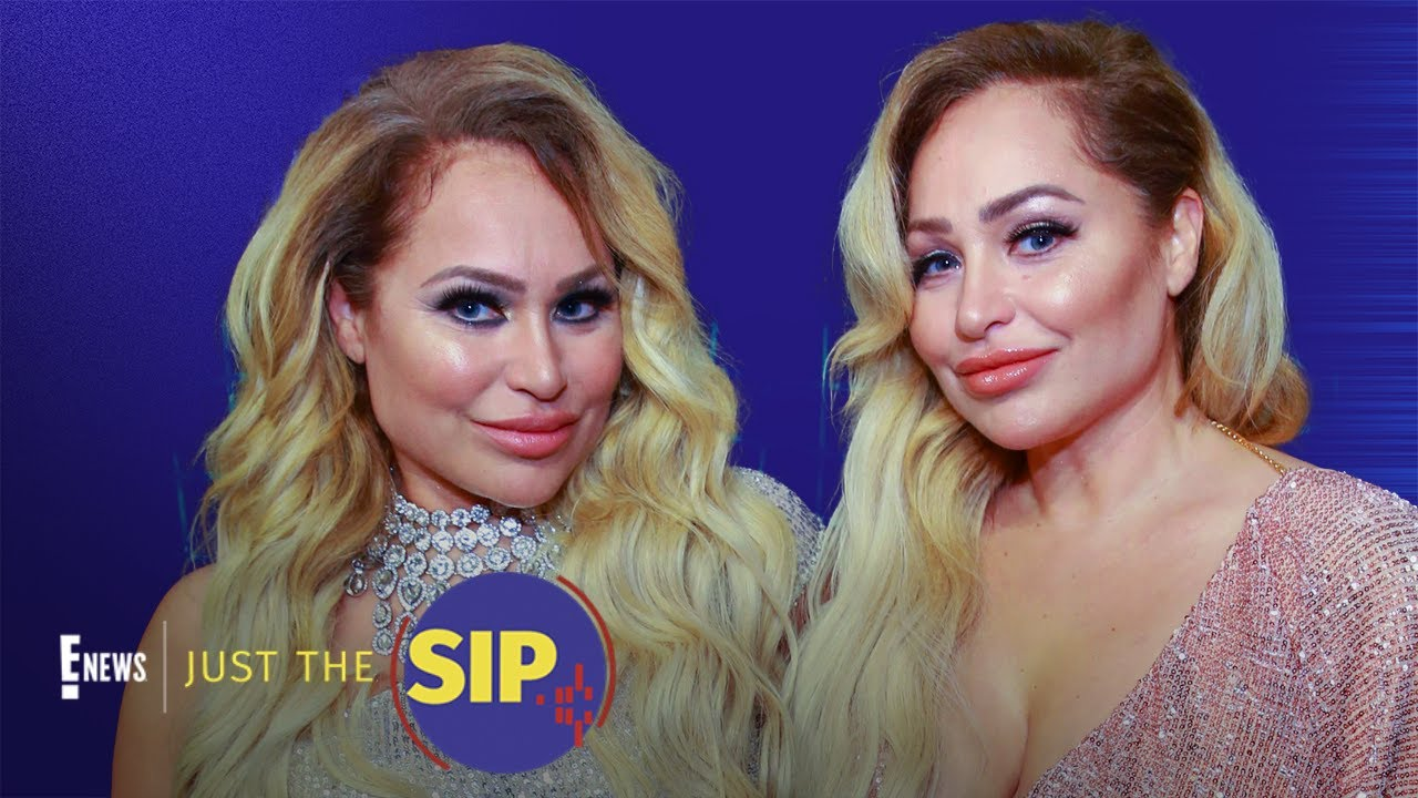 Darcey & Stacey's Twintuition, Scandals & Love Lives   Just The Sip   E! News
