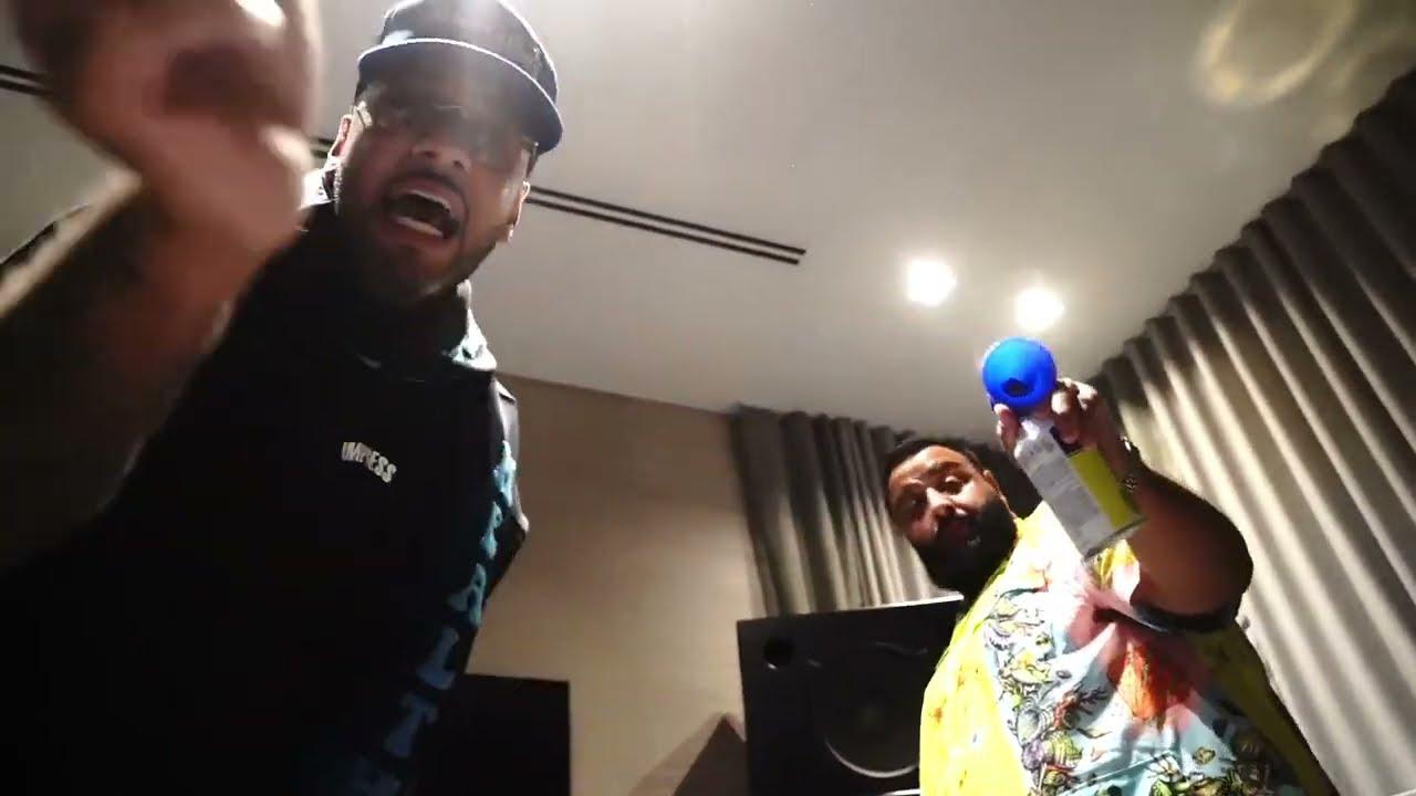 DJ Khaled ft. Cardi B - BIG PAPER (Official Visualizer)