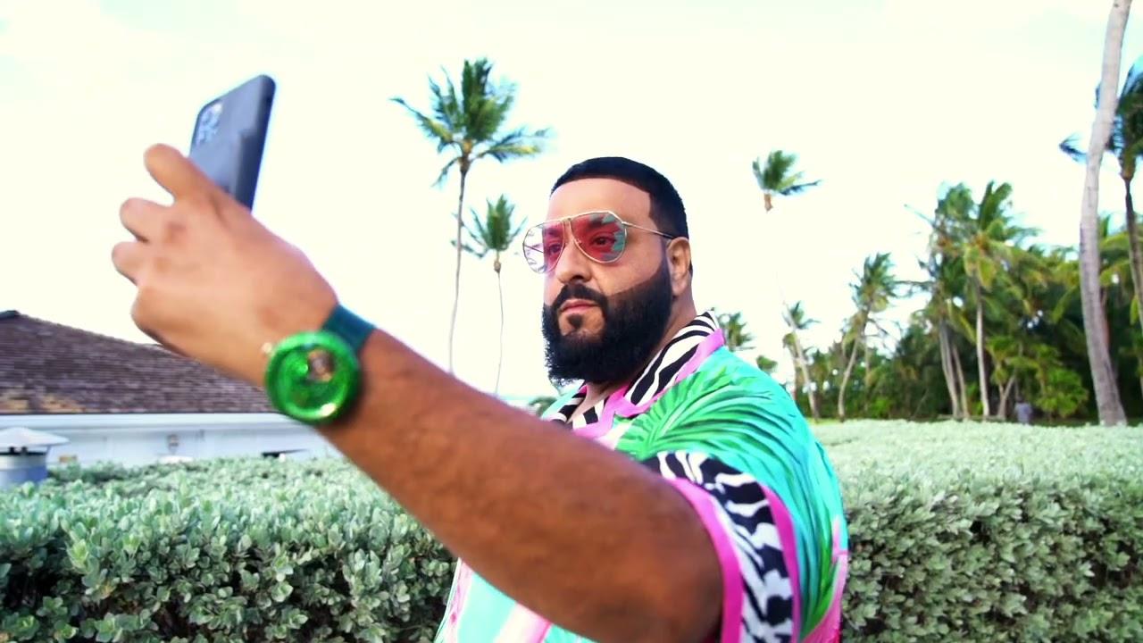 DJ Khaled ft. Justin Bieber & 21 Savage - LET IT GO (KHALED KHALED ALBUM COVER SHOOT)