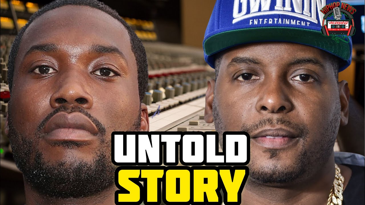 DJ Self Tells An Untold Story About Meek Mill During His Beef With The Game!