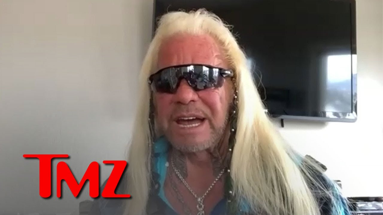Dog the Bounty Hunter Says Daunte Wright Would Be Alive with Non-Lethal Ammo | TMZ