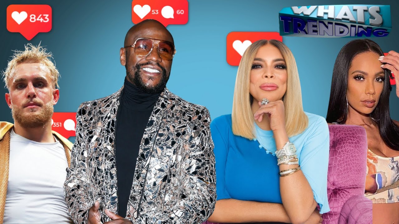 Erica Mena Wants To Fight Wendy Williams, Floyd Mayweather Give Jake Paul A Black Eye & More