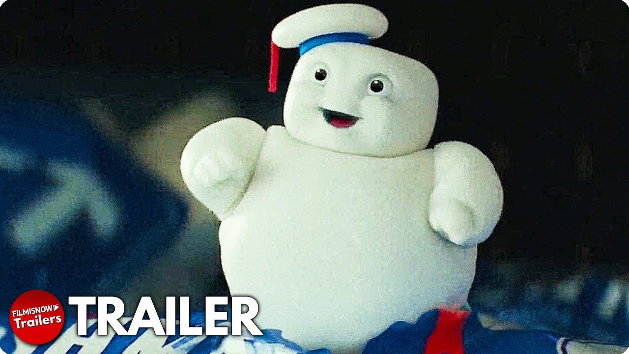 "GHOSTBUSTERS: AFTERLIFE ""Mini-Pufts"" Trailer (2021) Paul Rudd, Finn Wolfhard Movie"