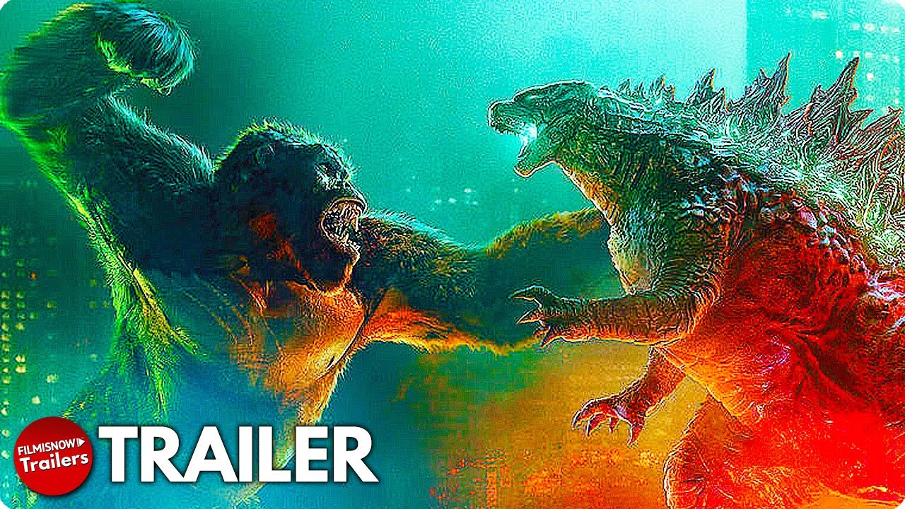 "GODZILLA VS KONG ""Epic Enemies"" Trailer (2021) Monster Movie"