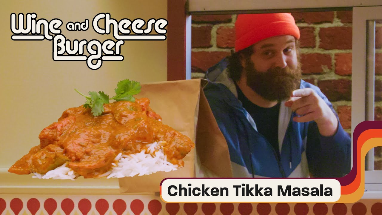 Harley Morenstein and Lara Amersey Ask What Goes Better with Tikka Masala, Red or White Wine?