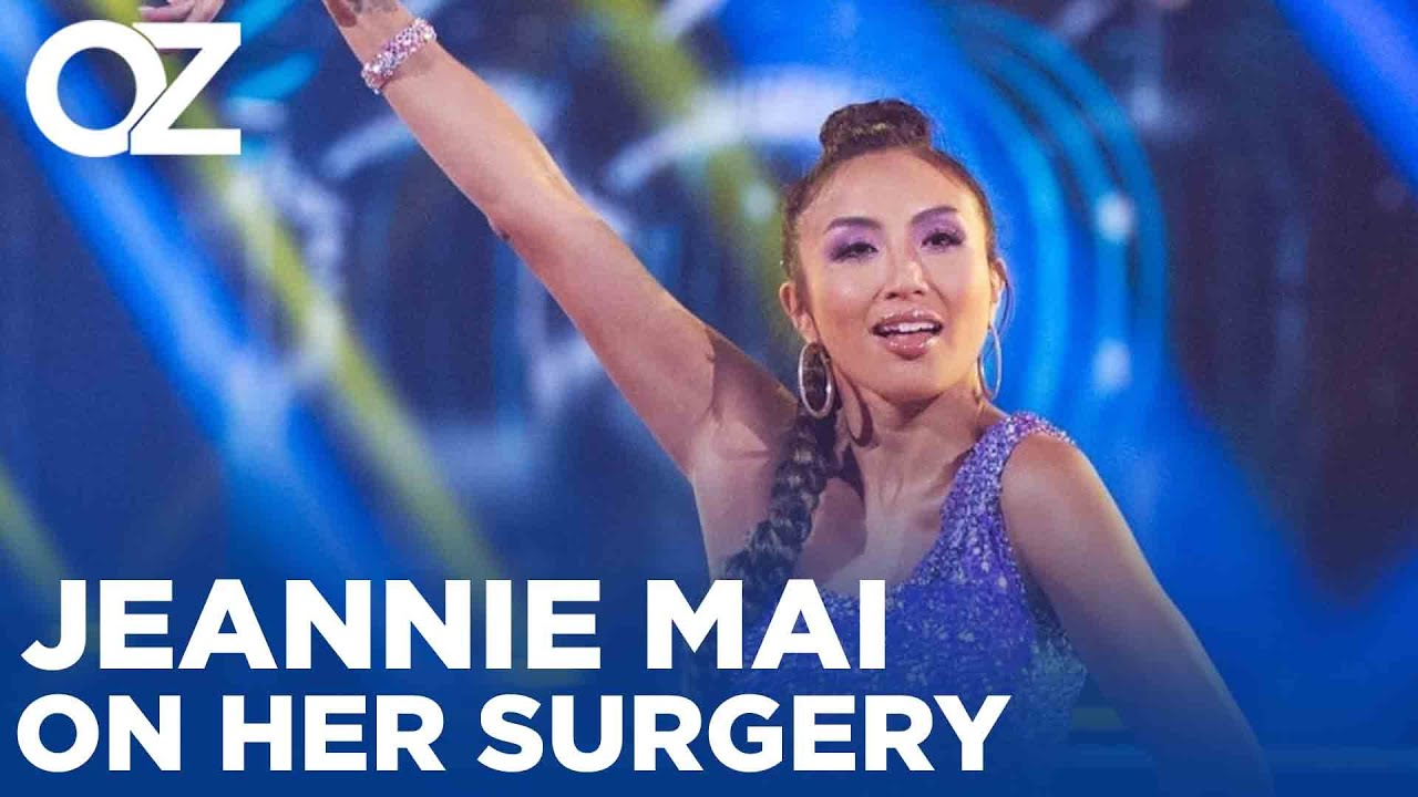 Jeannie Mai On Emergency Surgery And Diagnosis She Never Saw Coming