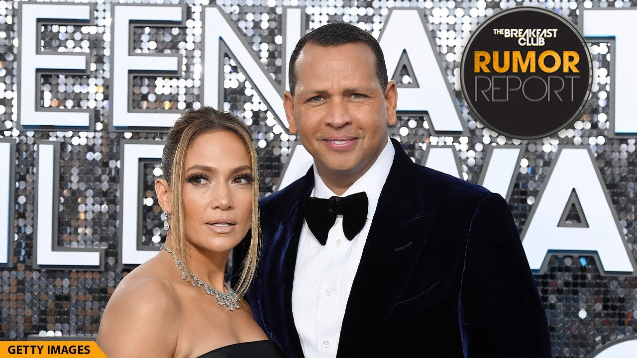 Jennifer Lopez And Alex Rodriguez Officially Announce Split, Call Off Engagement