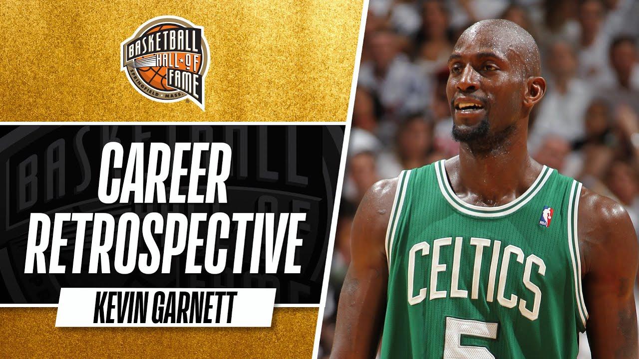 Kevin Garnett   Hall of Fame Career Retrospective
