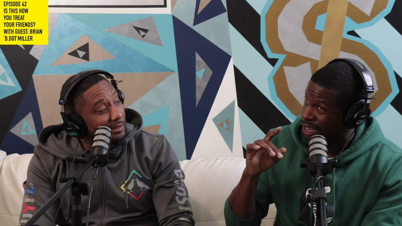 KITCHEN TALK - EP42 MAINO SITS JOURNALIST BRIAN B.DOT MILLER OF RAP RADAR, AND THINGS GO LEFT