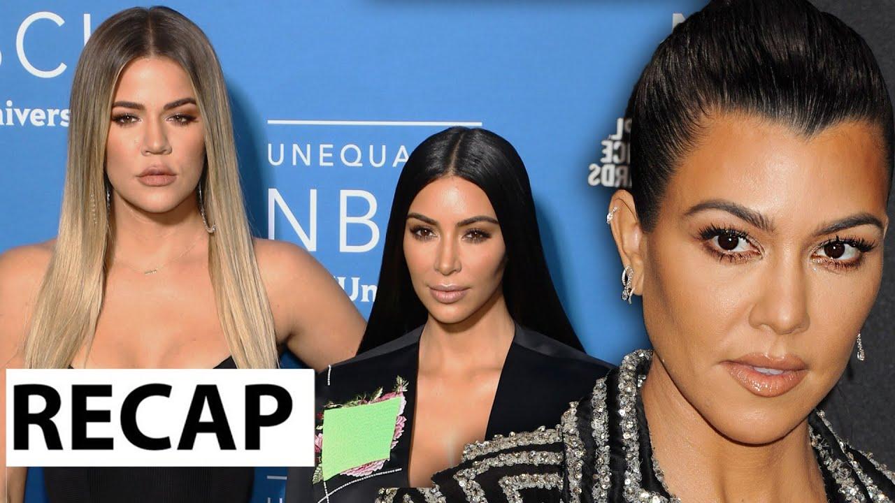 Kourtney Kardashian Reacts To Kim Kardashian Questioning Addison Rae Relationship - KUWTK Recap