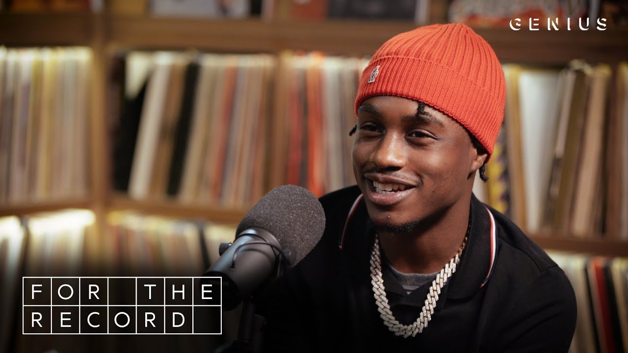 """Lil Tjay On A Boogie Comparisons & Bieber Not Clearing """"Baby"""" Sample 