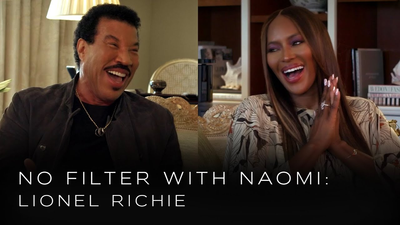 Lionel Richie on the Commodores, Nelson Mandela, and judging American Idol | No Filter with Naomi