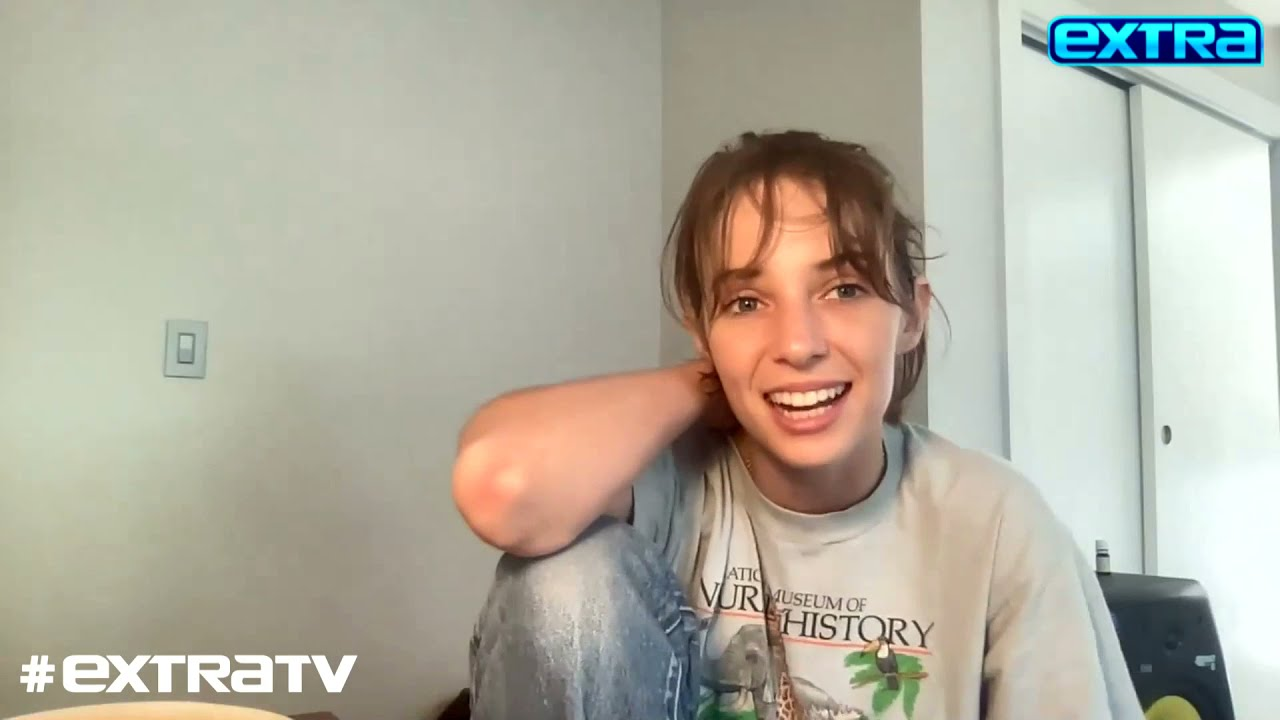 Maya Hawke on 'Stranger Things' and 'Mainstream,' Plus: What She's Learning from Her Famous Parents