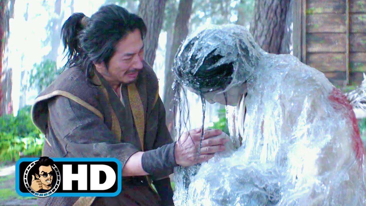 MORTAL KOMBAT Opening 7 Minute Scene - Sub-Zero vs. Scorpion (2021)