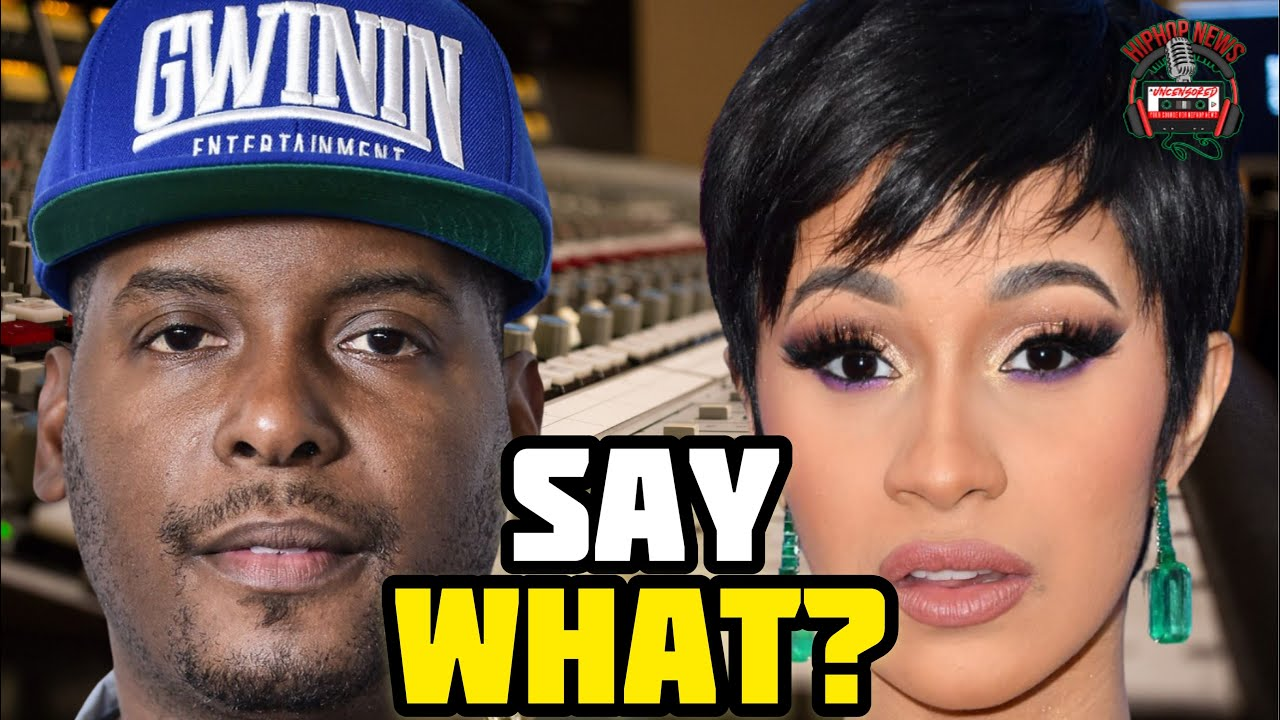 Power 105's DJ Self Reacts To Cardi B's Controversial Message To The Youth!