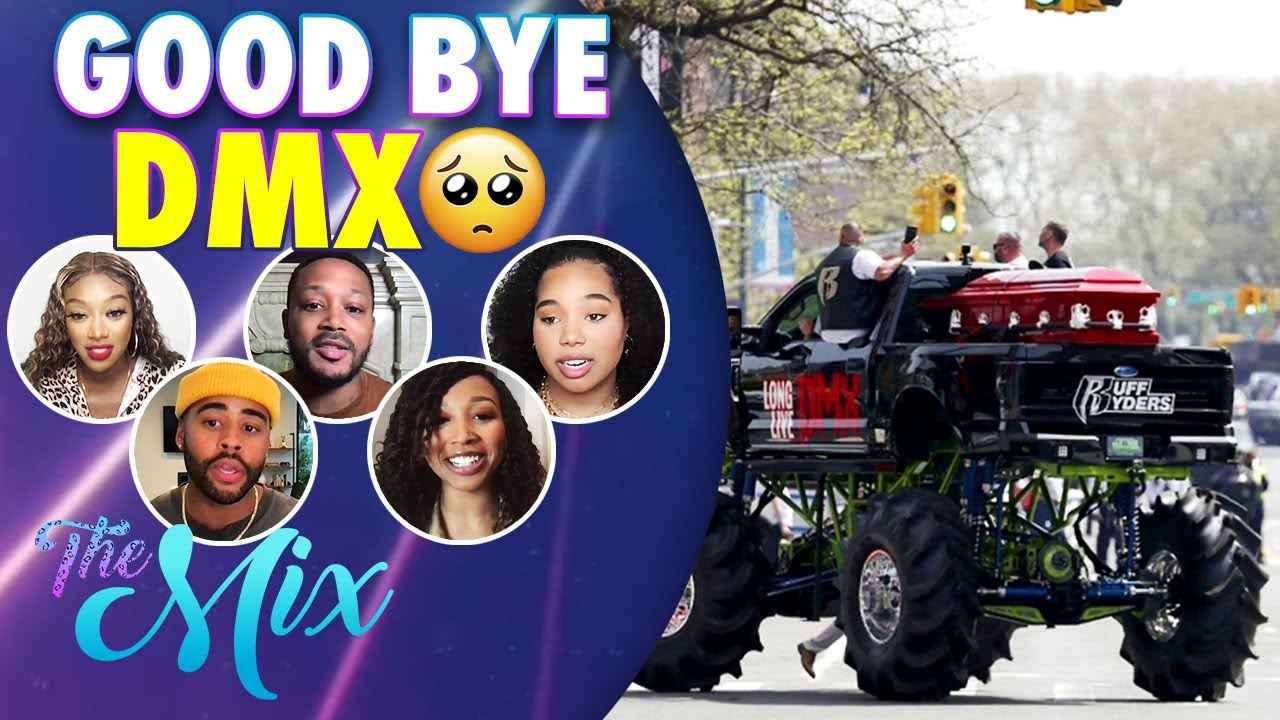 Remembering DMX at Homegoing Celebration | The Mix