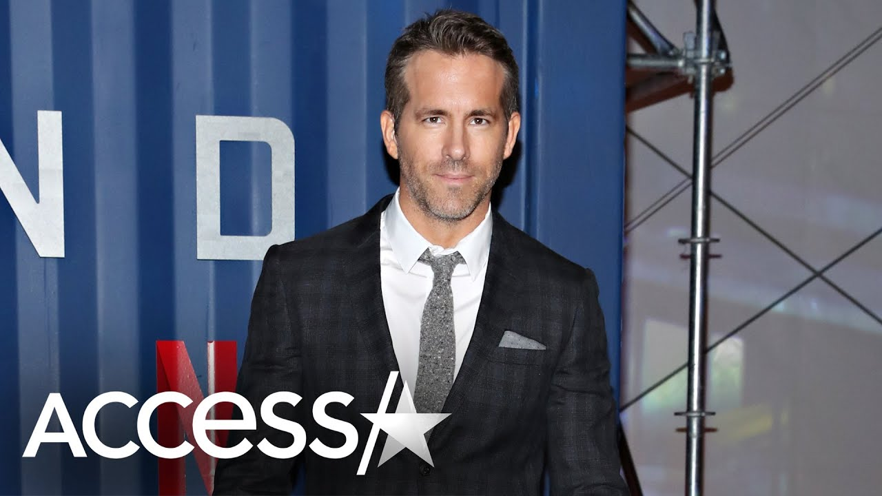 Ryan Reynolds Reveals Lifelong Anxiety Battle