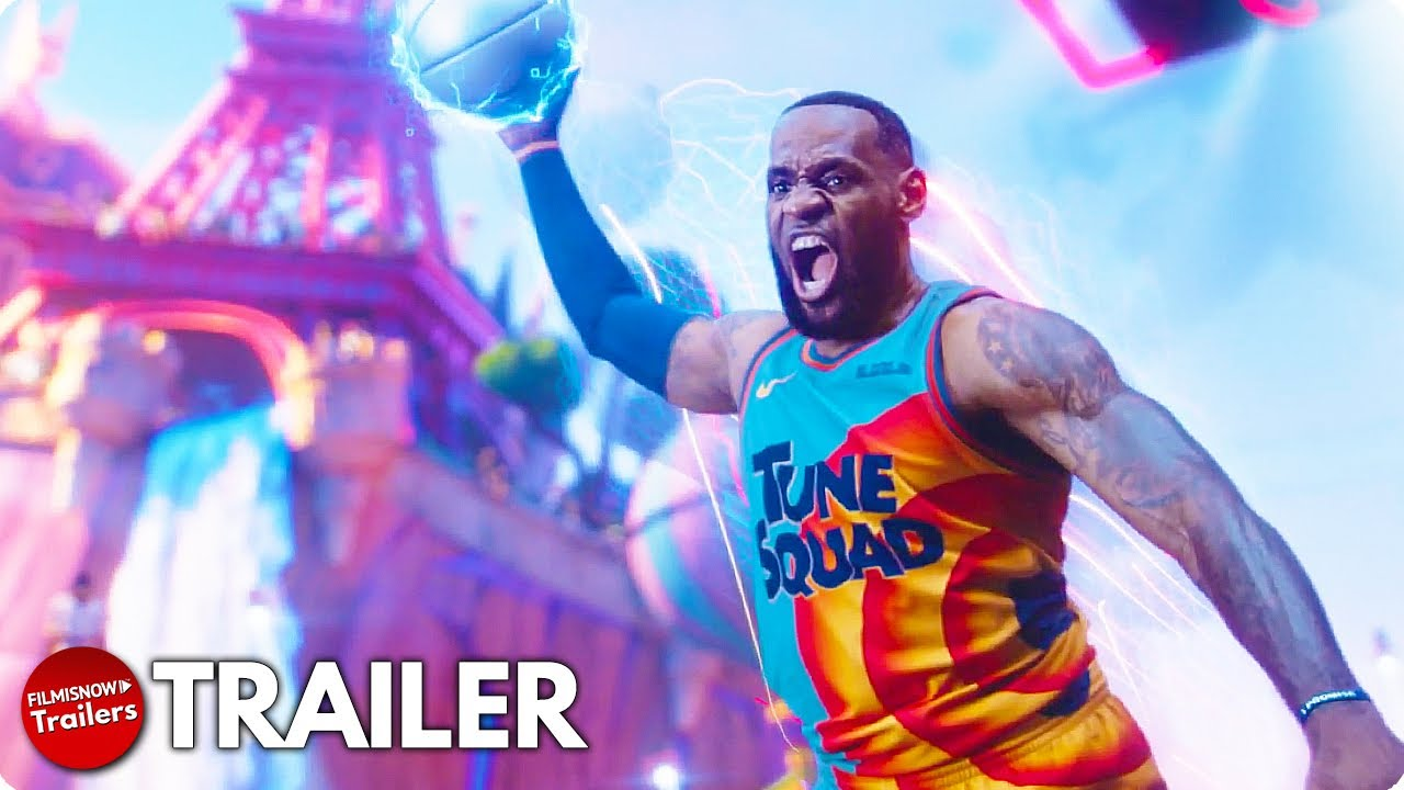 SPACE JAM: A NEW LEGACY Trailer (2021) LeBron James Animated Movie