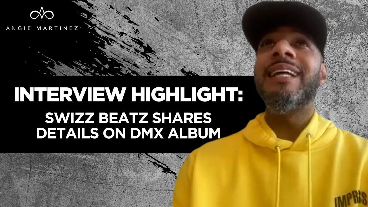 """Swizz Beatz Talks DMX's New Album """"EXODUS"""" + Pop Smoke & The Lox Features"""